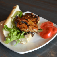 Silvios BBQ Chicken Sandwich