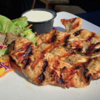 Silvio's Kids Grilled Chicken