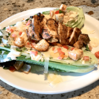 Silvio's Chicken Caesar Salad